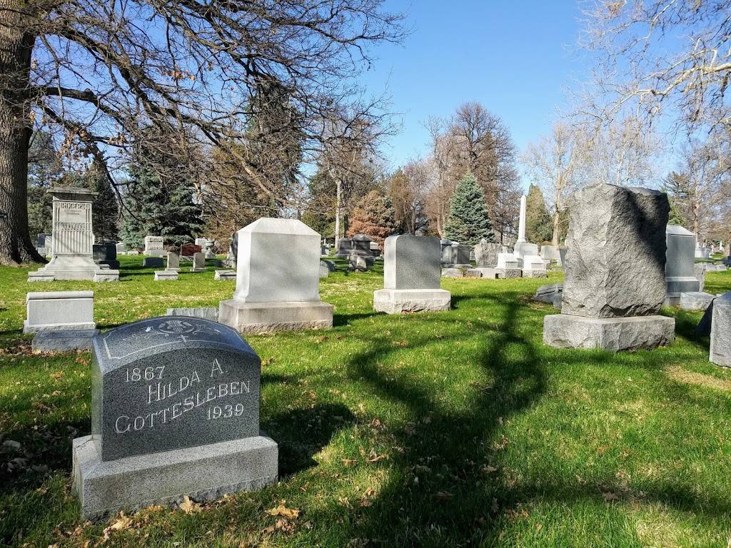 Fairmount Cemetery - cemetery  | Photo 2 of 9 | Address: 430 S Quebec St, Denver, CO 80247, USA | Phone: (303) 399-0692