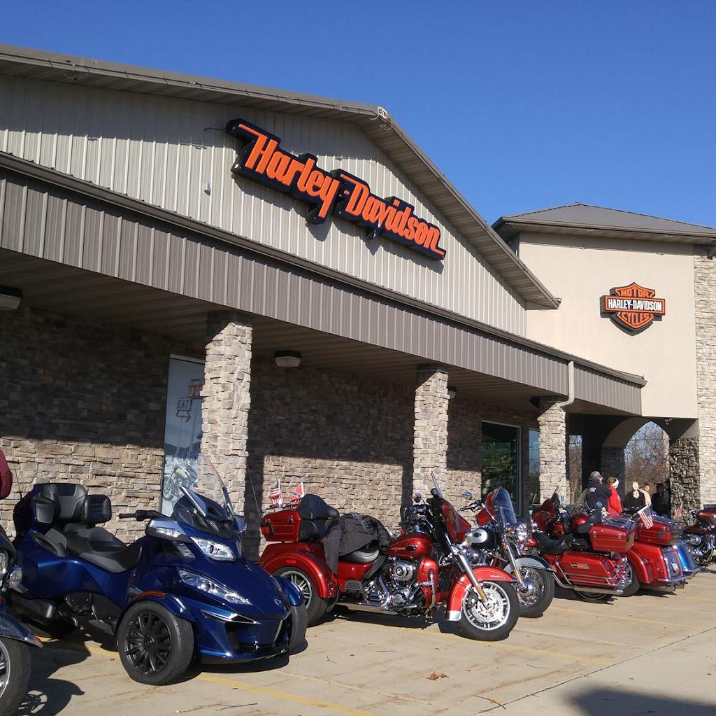 The Harley-Davidson Shop of Michigan City - store    Photo 3 of 10   Address: 2968 US-421, Michigan City, IN 46360, USA   Phone: (219) 878-8885