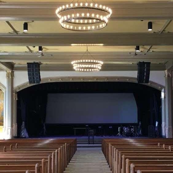 Fusion Church - church  | Photo 3 of 3 | Address: 125 Mt Hope St, Lowell, MA 01854, USA | Phone: (978) 364-0294