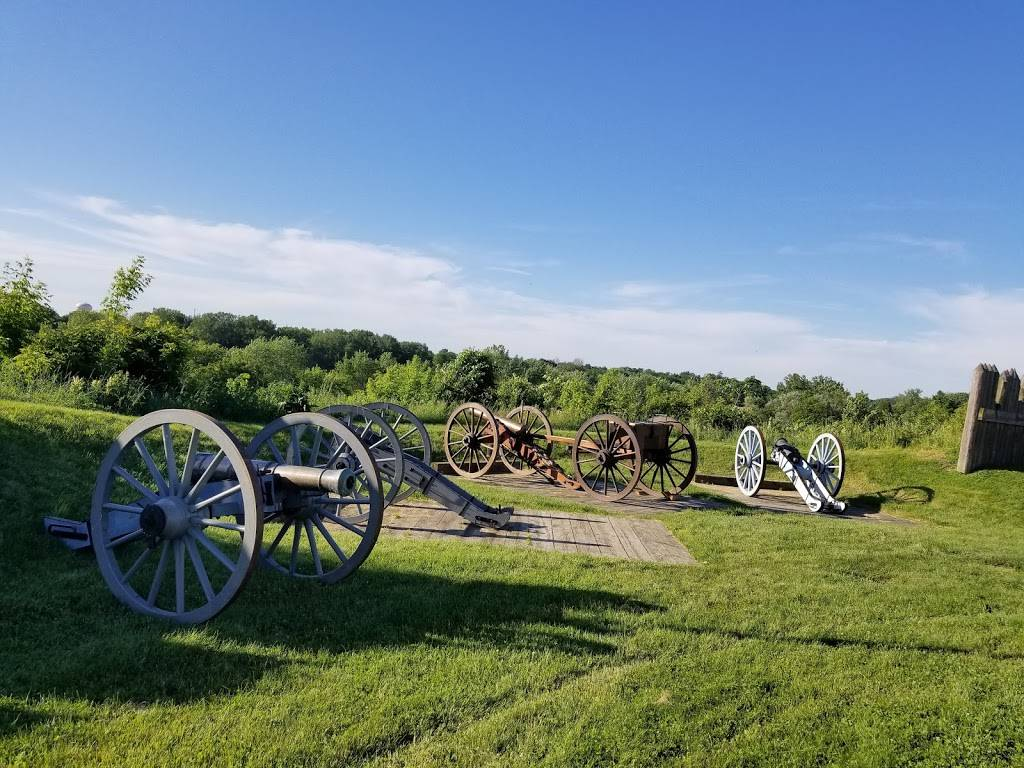 Fort Meigs Historic Site - museum    Photo 5 of 8   Address: 29100 W River Rd, Perrysburg, OH 43551, USA   Phone: (419) 874-4121