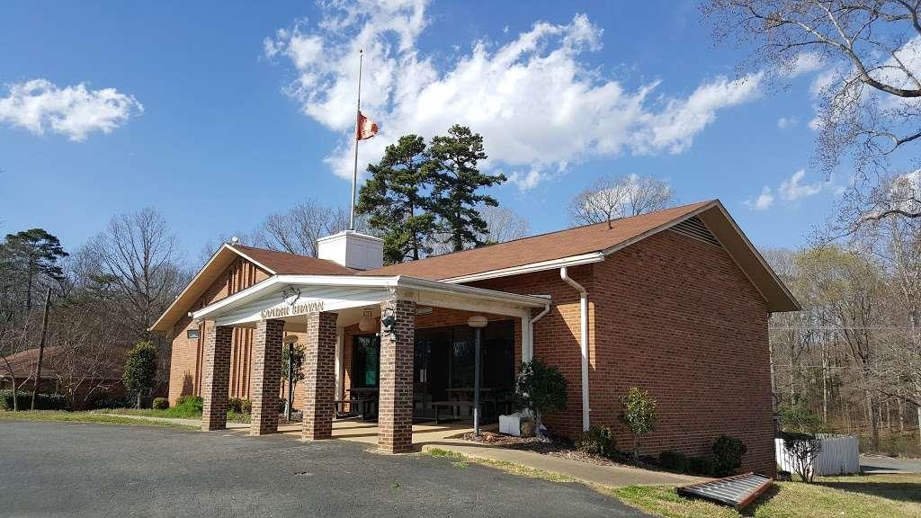 Hindu Center - hindu temple  | Photo 2 of 10 | Address: 7400 City View Dr, Charlotte, NC 28212, USA | Phone: (704) 535-3440
