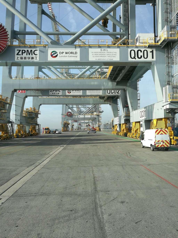 DP World London Gateway Logistics Park - storage  | Photo 4 of 10 | Address: Corringham, Stanford-le-Hope SS17 9DY, UK | Phone: 01375 648300