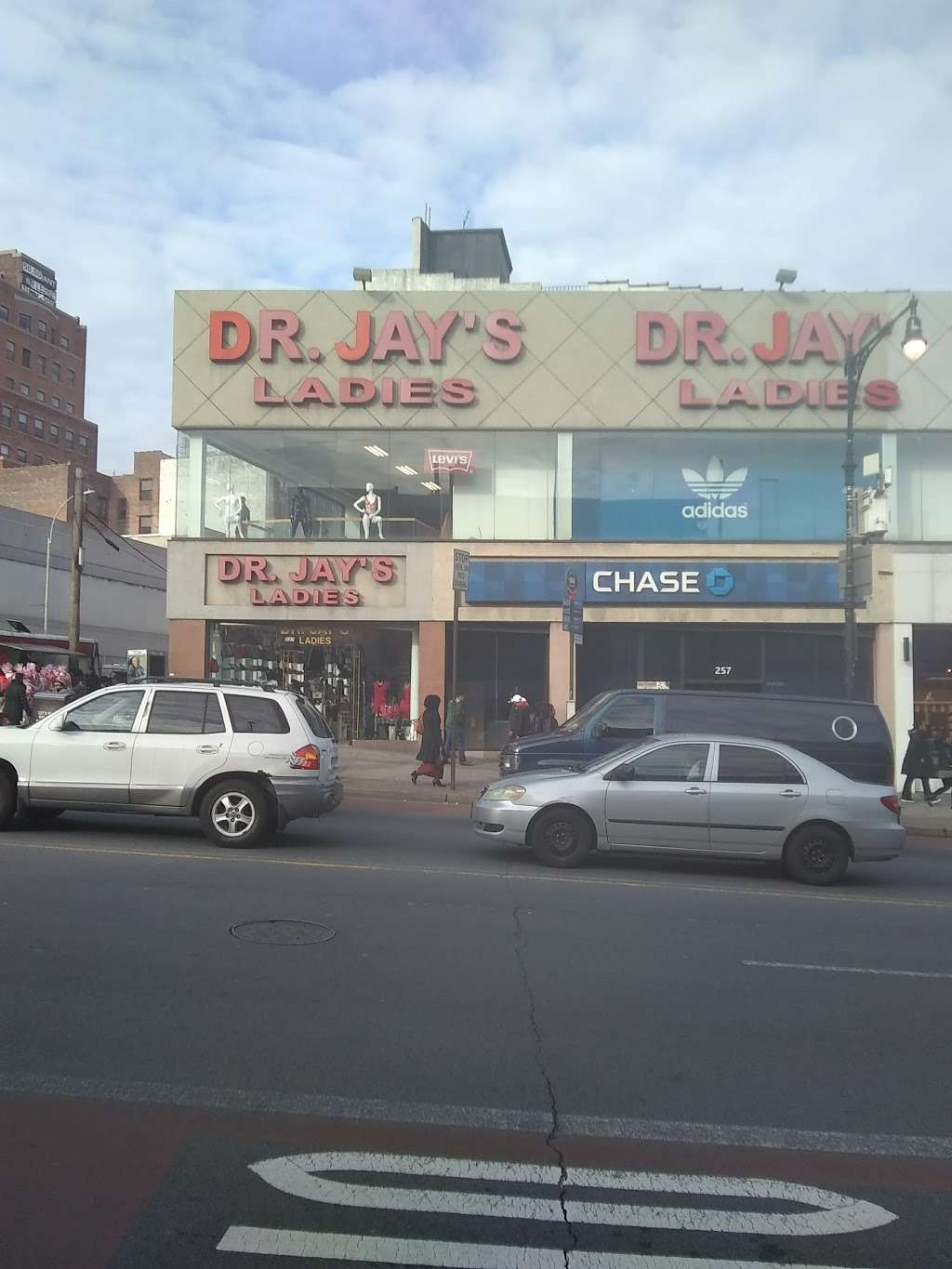 Dr. Jays Ladies - store  | Photo 1 of 9 | Address: 237 E Fordham Rd, The Bronx, NY 10458, USA | Phone: (718) 220-3029