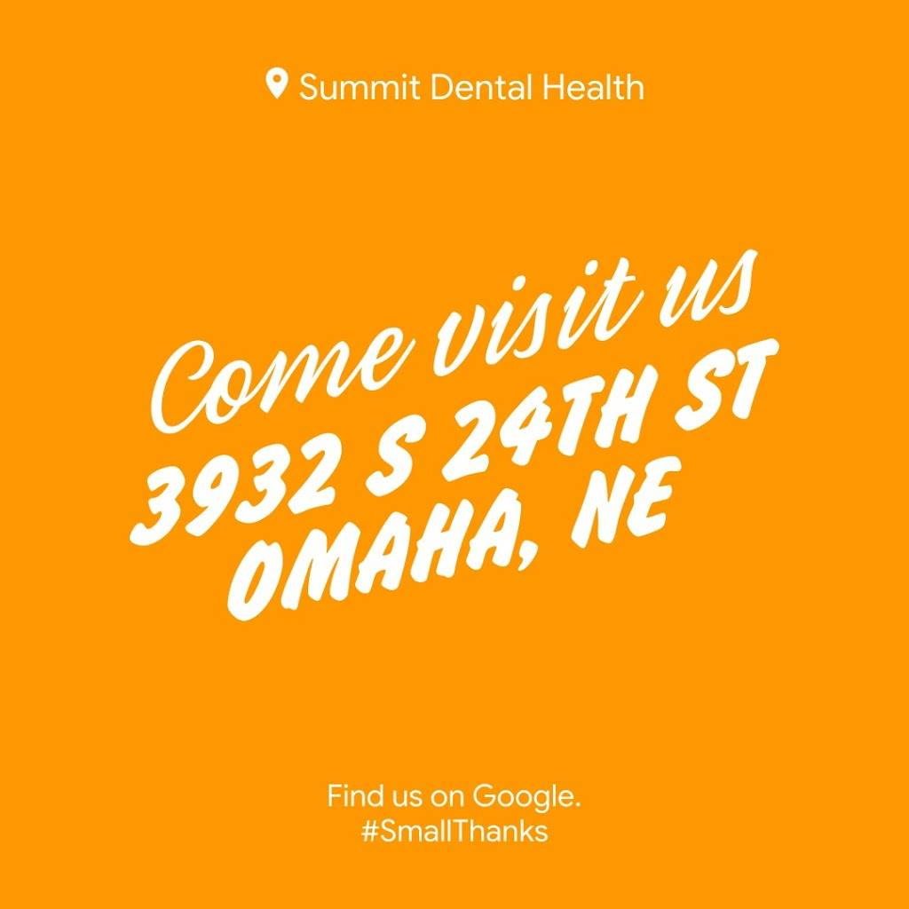 Summit Dental Health - dentist  | Photo 4 of 8 | Address: 3932 S 24th St, Omaha, NE 68107, USA | Phone: (402) 733-3932