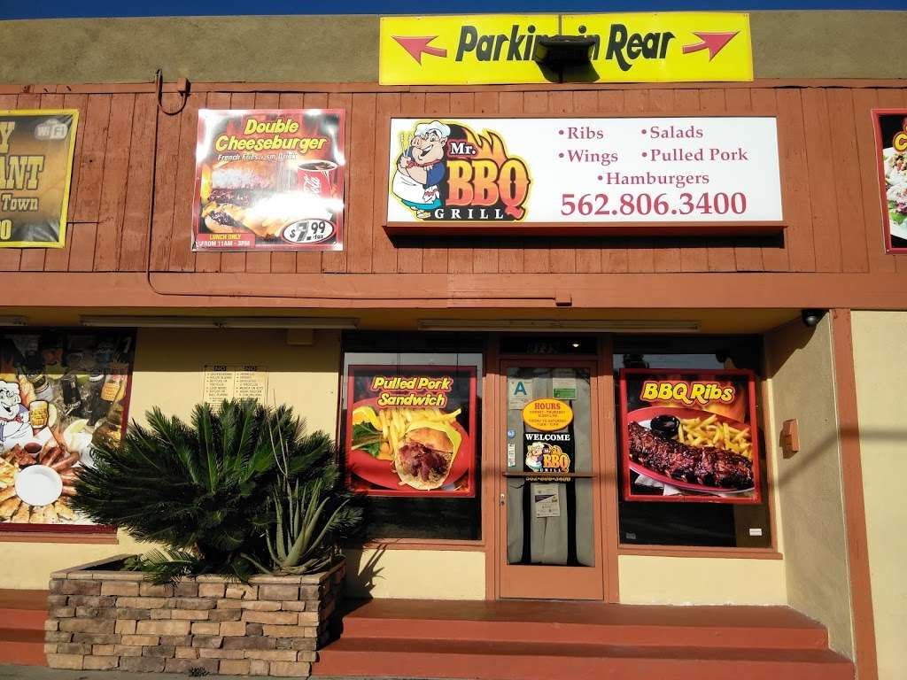 Mr BBQ Grill - restaurant    Photo 3 of 10   Address: 8139 Telegraph Rd, Pico Rivera, CA 90660, USA   Phone: (562) 806-3400