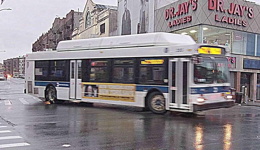Valentine Avenue & East Fordham Road - transit station  | Photo 3 of 10 | Address: The Bronx, NY 10458, USA