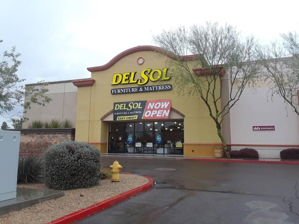Del Sol Furniture & Mattress - furniture store  | Photo 7 of 10 | Address: 1036 E Southern Ave Suite 118, Mesa, AZ 85204, USA | Phone: (480) 750-8915