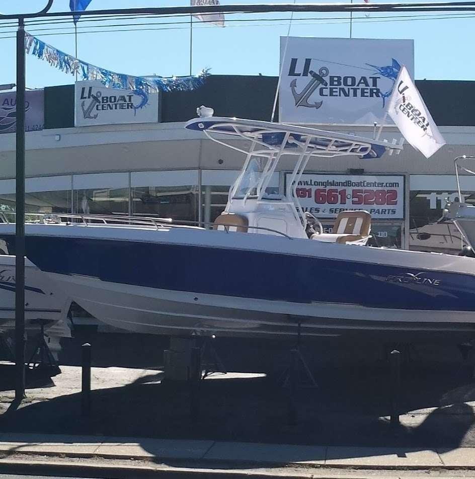 Long Island Boat Center - storage  | Photo 4 of 7 | Address: 110 Sunrise Hwy, West Islip, NY 11795, USA | Phone: (631) 661-5282