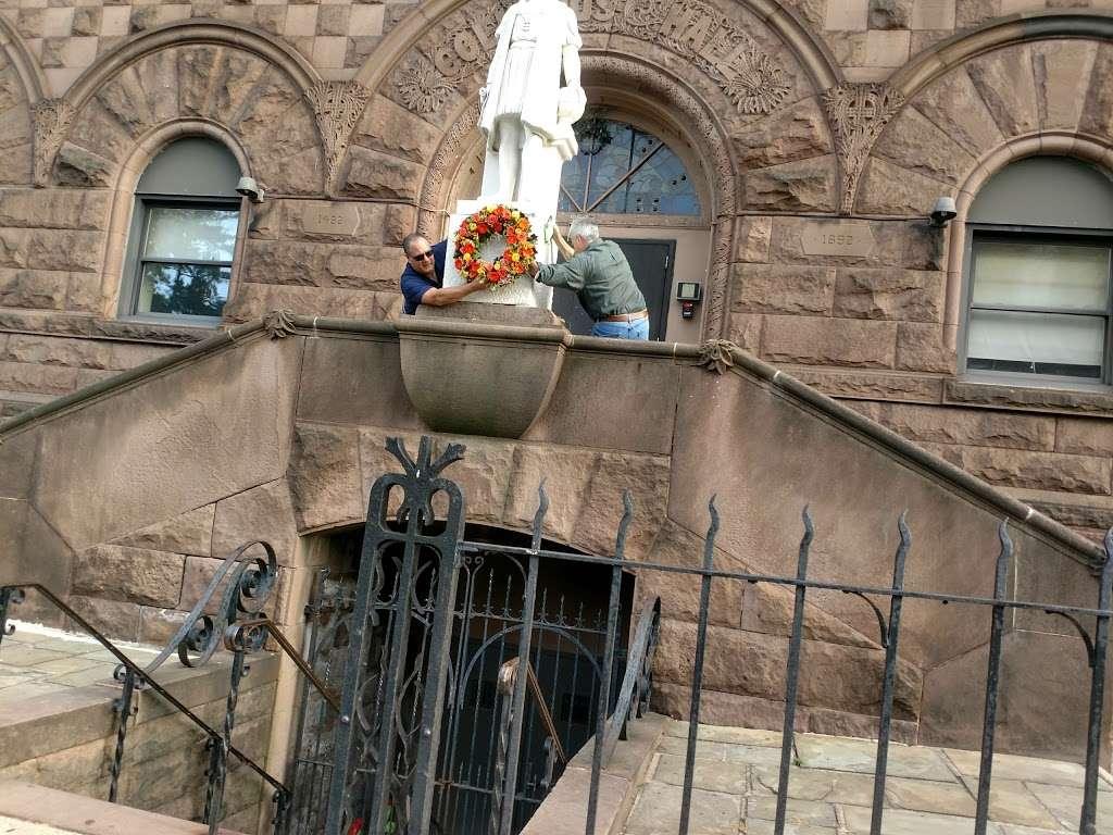 St Johns Roman Catholic Church - church  | Photo 3 of 10 | Address: 94 Ridge St, City of Orange, NJ 07050, USA | Phone: (973) 674-0110