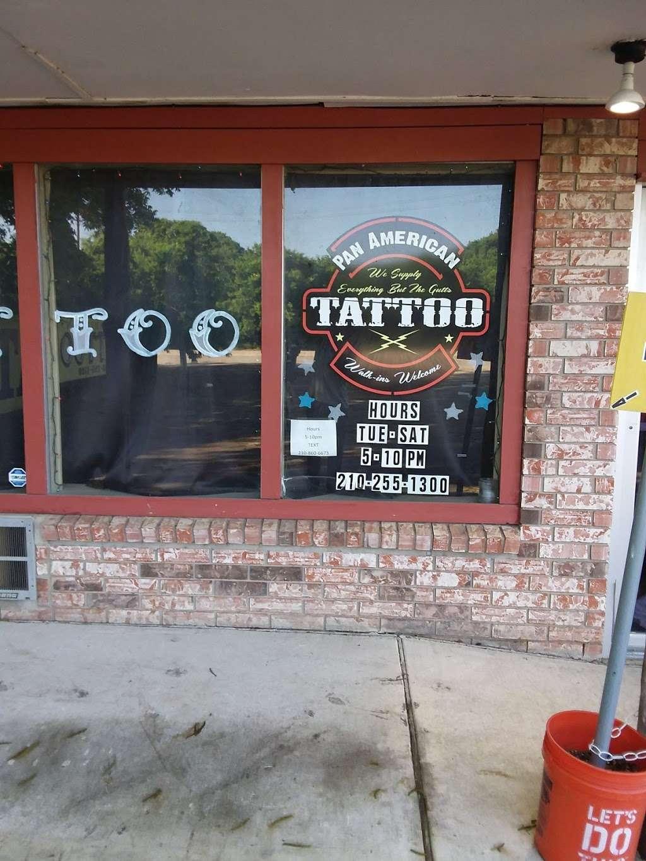Pan American Tattoo - store    Photo 7 of 7   Address: FM78, Schertz, TX 78108, USA   Phone: (210) 255-1300