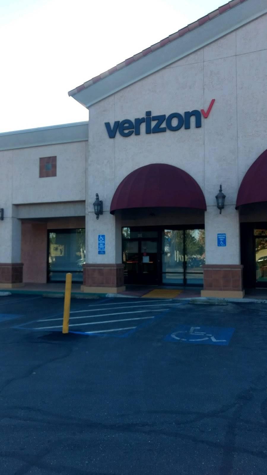 Verizon - store  | Photo 5 of 6 | Address: 7723 N Blackstone Ave Suite 101, Fresno, CA 93720, USA | Phone: (559) 451-0556