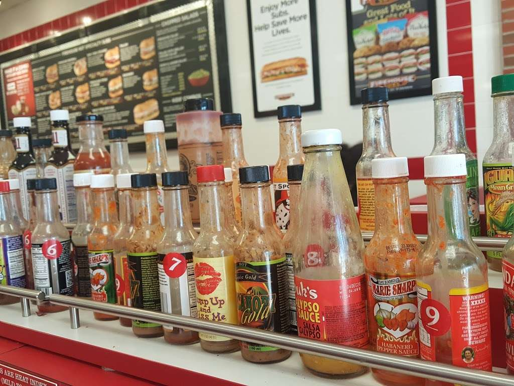 Firehouse Subs - meal delivery  | Photo 1 of 10 | Address: 103 Commerce Way c1, Woburn, MA 01801, USA | Phone: (781) 938-7827