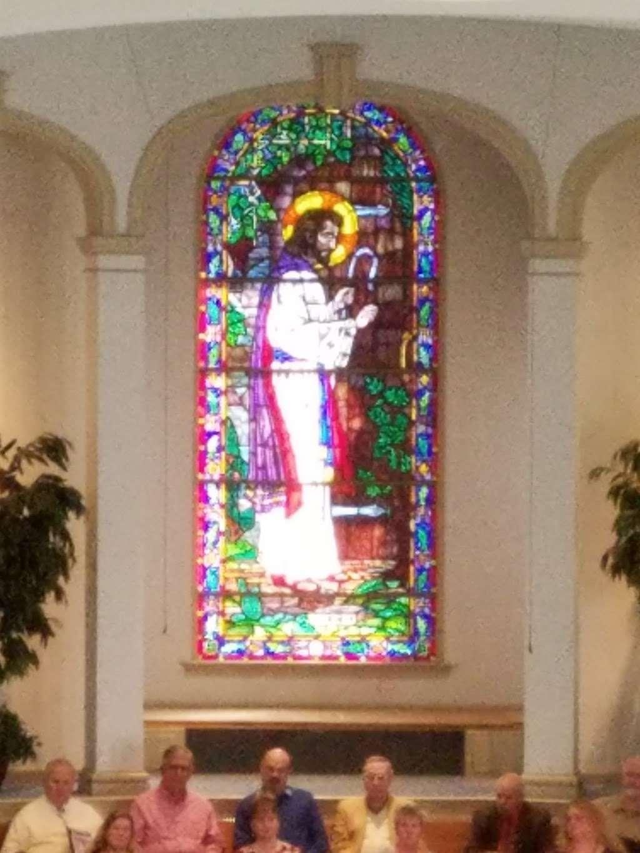 Church of the Open Door - church  | Photo 7 of 9 | Address: 1260 Fort Washington Ave, Fort Washington, PA 19034, USA | Phone: (215) 646-7471