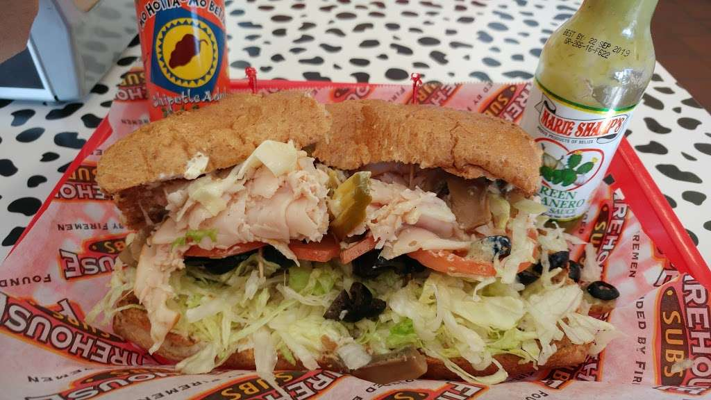 Firehouse Subs - meal delivery  | Photo 8 of 10 | Address: 103 Commerce Way c1, Woburn, MA 01801, USA | Phone: (781) 938-7827