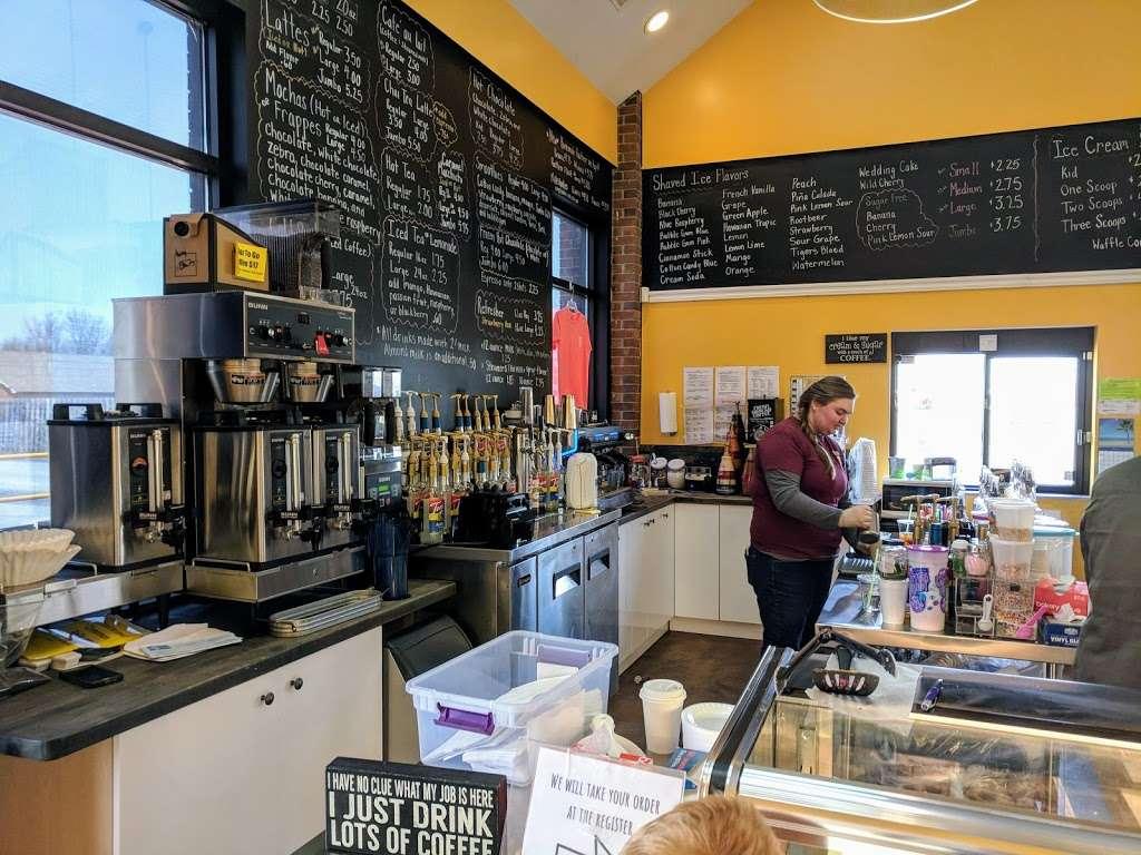 Brew 52 - cafe  | Photo 1 of 10 | Address: 4346 County Rd 500 W, New Palestine, IN 46163, USA | Phone: (317) 861-7019