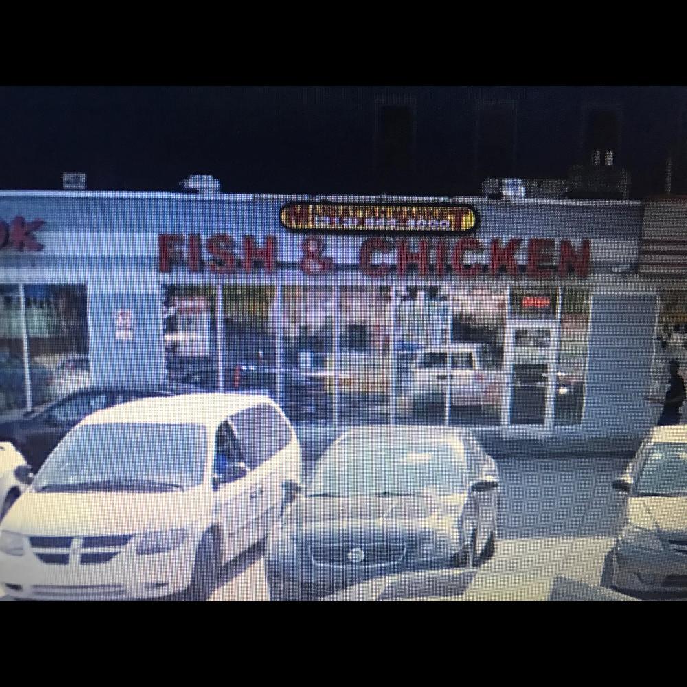 Manhattan Fish & Chicken Market - restaurant  | Photo 4 of 5 | Address: 13224 Woodward Ave, Highland Park, MI 48203, USA | Phone: (313) 866-4000