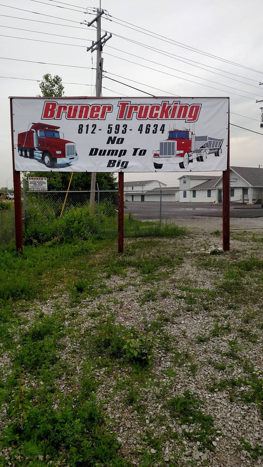 Bruners Trucking - moving company  | Photo 7 of 8 | Address: 1720b Old Potters Ln, Clarksville, IN 47129, USA | Phone: (812) 593-4634