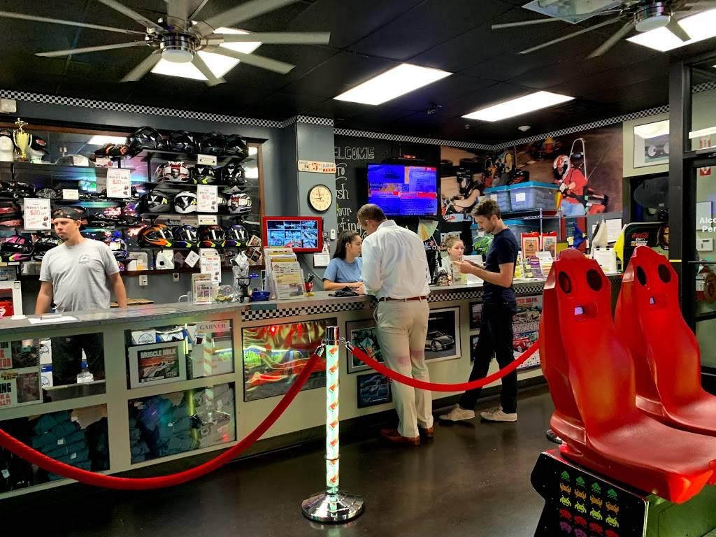 Rush Hour Karting - restaurant  | Photo 8 of 10 | Address: 5335 Raynor Rd, Garner, NC 27529, USA | Phone: (919) 662-9101