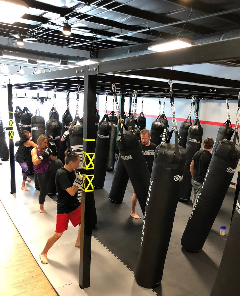 Total Fitness Kickboxing - South Austin, TX - gym  | Photo 3 of 8 | Address: 3601 W William Cannon Dr # 225, Austin, TX 78749, USA | Phone: (512) 470-5277