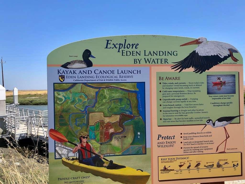 Eden Landing Kayak and Canoe Launch - park  | Photo 6 of 7 | Address: 461 006100900, Hayward, CA 94545, USA
