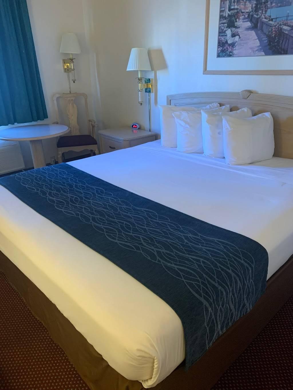 Americas Best Value Inn Albuquerque - lodging  | Photo 7 of 10 | Address: 450 Paisano St NE, Albuquerque, NM 87123, USA | Phone: (505) 271-4807