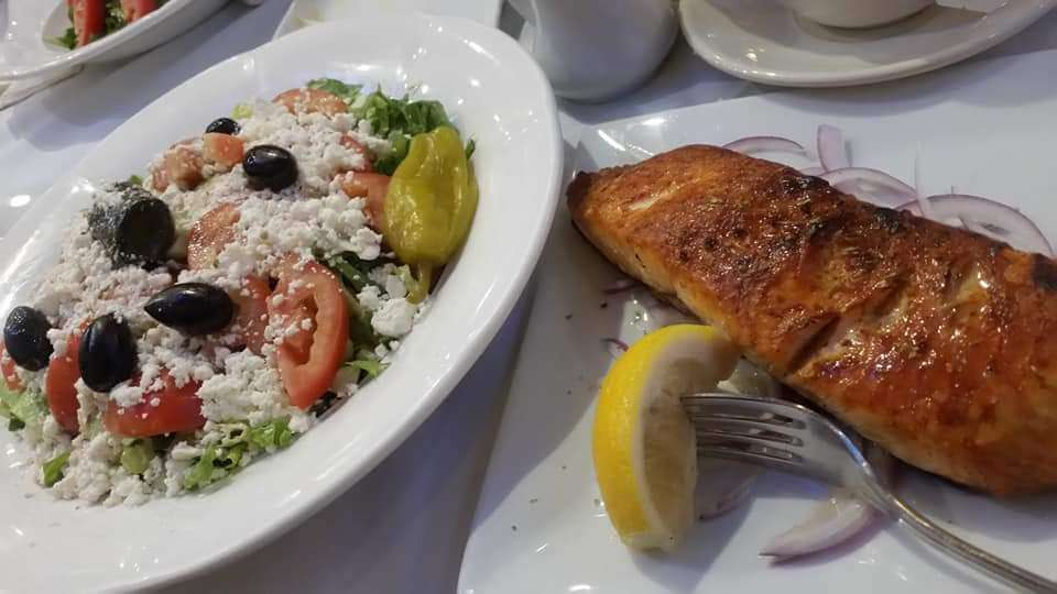 Its Greek To Me - restaurant  | Photo 10 of 10 | Address: 352 Anderson Ave B, Cliffside Park, NJ 07010, USA | Phone: (201) 945-5447