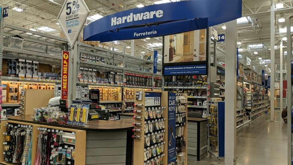 Lowes Home Improvement - hardware store  | Photo 8 of 10 | Address: 3400 N Texas St, Fairfield, CA 94533, USA | Phone: (707) 207-2070