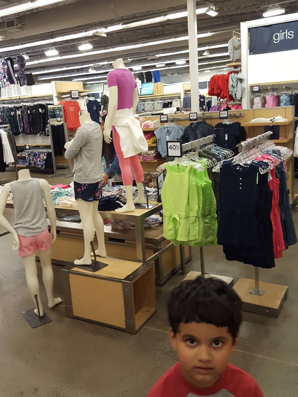 Gap Outlet - clothing store    Photo 7 of 10   Address: 17600 Collier Ave, Lake Elsinore, CA 92530, USA   Phone: (951) 245-6003