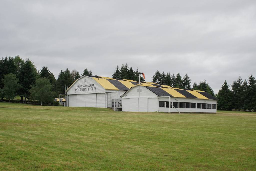 Pearson Air Museum - museum  | Photo 1 of 9 | Address: 1115 E 5th St, Vancouver, WA 98661, USA | Phone: (360) 816-6232