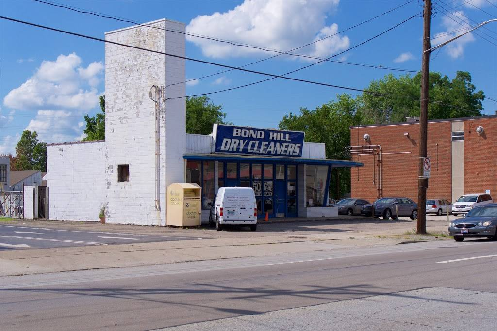 Bond Hill Dry Cleaners - laundry  | Photo 1 of 1 | Address: 4517 Reading Rd, Cincinnati, OH 45229, USA | Phone: (513) 242-5619