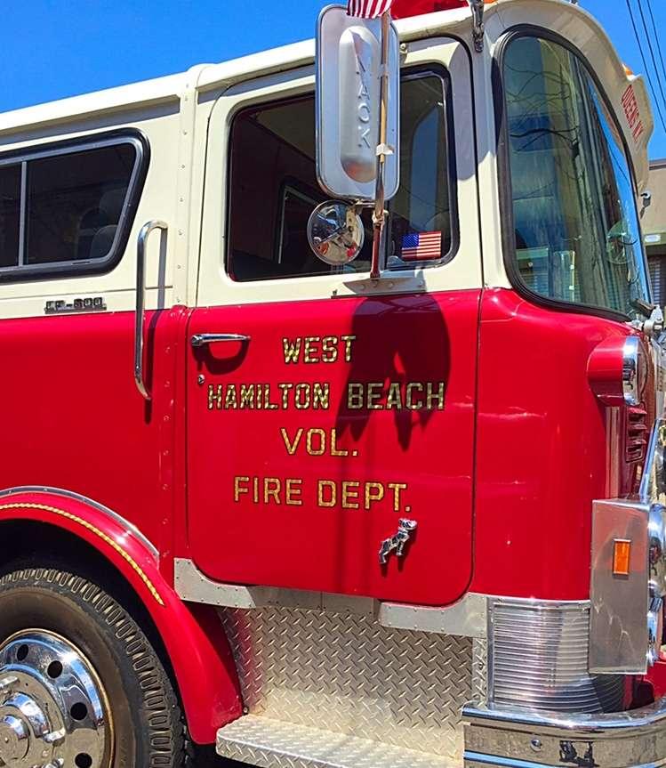 West Hamilton Beach Volunteer Fire Department - fire station  | Photo 6 of 7 | Address: 10233 Davenport Ct, Jamaica, NY 11414, USA | Phone: (718) 843-9863