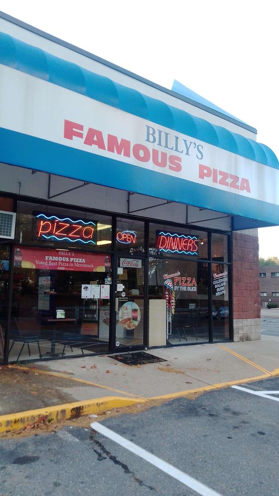 Billys Famous Pizza - restaurant  | Photo 7 of 7 | Address: 380 Daniel Webster Hwy, Merrimack, NH 03054, USA | Phone: (603) 424-4077