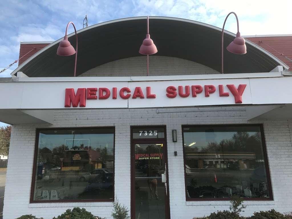 Medical Supply Superstore - store    Photo 1 of 3   Address: 7325 Richmond Hwy, Alexandria, VA 22306, USA   Phone: (703) 253-3900