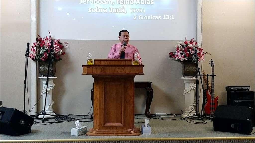 Iglesia De Dios Fuente De Vida - church  | Photo 9 of 10 | Address: 3125 Frick Rd, Houston, TX 77038, USA | Phone: (713) 498-0609