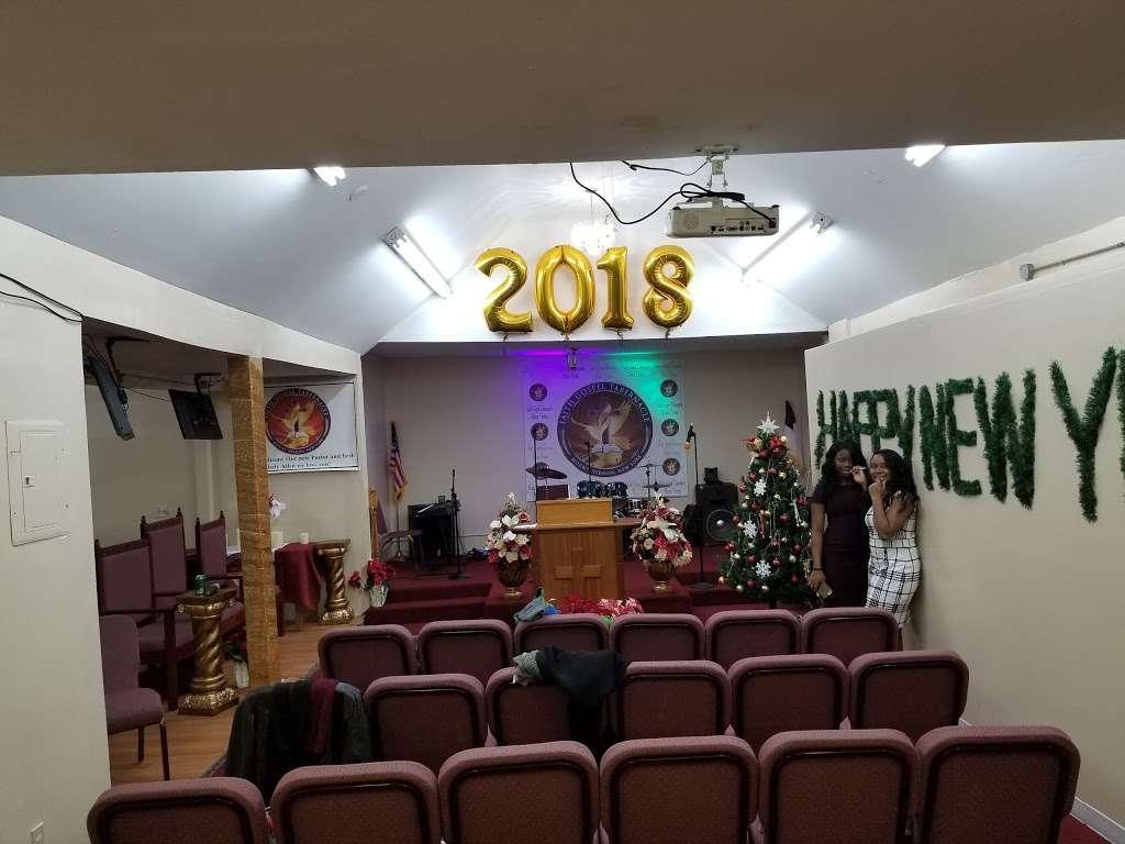 Faith Gospel Tabernacle Mount Vernon - church  | Photo 1 of 2 | Address: 506 S 3rd Ave, Mt Vernon, NY 10550, USA | Phone: (844) 423-2484