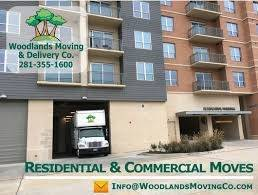 Woodlands Moving and Delivery Co. - moving company  | Photo 5 of 6 | Address: Houston, TX 77077, USA | Phone: (281) 355-1600