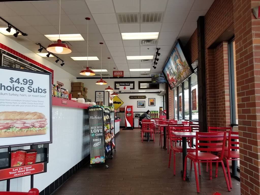 Firehouse Subs Owasso - meal delivery  | Photo 3 of 7 | Address: 9538 N Garnett Rd, Owasso, OK 74055, USA | Phone: (918) 272-4401