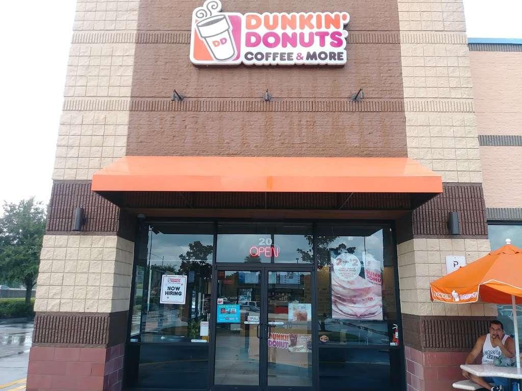Dunkin Donuts - cafe  | Photo 3 of 10 | Address: 2328 S Chickasaw Trail #17A, Orlando, FL 32825, USA | Phone: (407) 930-6631