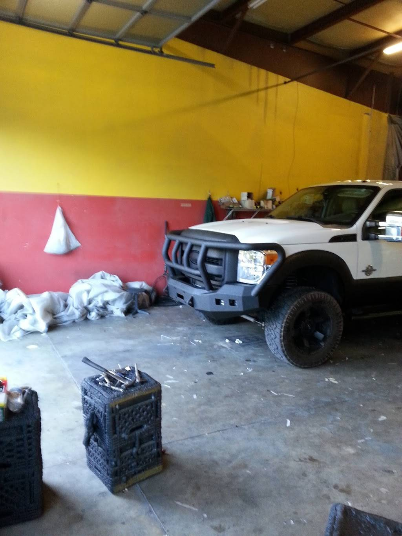 LINE-X of Winston Salem - car repair  | Photo 3 of 10 | Address: 5350 University Pkwy P, Winston-Salem, NC 27106, USA | Phone: (336) 744-5575
