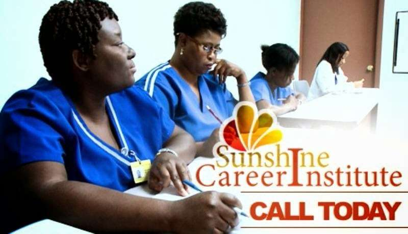 Lauderhill Nursing Assistant Training-security school-CPR-HHA-CN - university  | Photo 9 of 10 | Address: 5833 W Oakland Park Blvd, Sunshine Career Institute, Pompano Beach, FL 33063, USA | Phone: (754) 900-6444