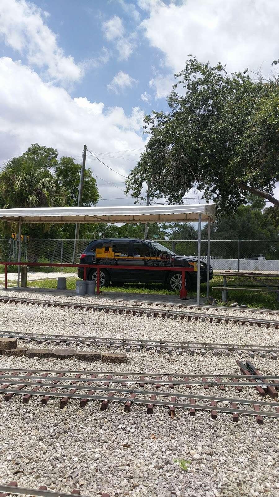 Tradewinds & Atlantic Railroad - museum  | Photo 9 of 10 | Address: Coconut Creek, FL 33073, USA | Phone: (954) 494-6877