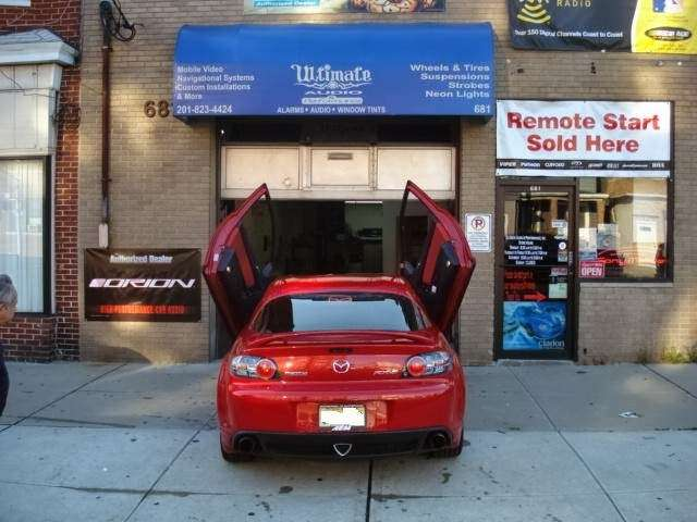 Ultimate Audio & Performance - car repair  | Photo 1 of 10 | Address: 681 John Fitzgerald Kennedy Blvd, Bayonne, NJ 07002, USA | Phone: (201) 823-4424