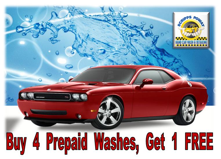 Scripps Poway Hand Car Wash & Detailing - car wash  | Photo 6 of 10 | Address: 12033 Scripps Summit Dr, San Diego, CA 92131, USA | Phone: (858) 549-8100