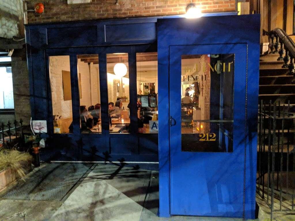 The Finch - restaurant  | Photo 3 of 10 | Address: 212 Greene Ave, Brooklyn, NY 11238, USA | Phone: (718) 218-4444