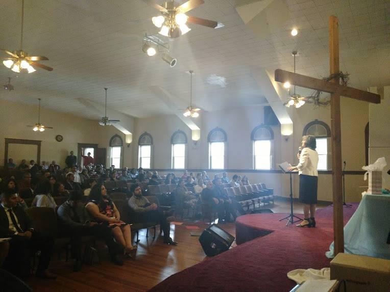 Iglesia Adventista Del Septimo Dia Central Hispana - church  | Photo 4 of 4 | Address: 2337 NW 19th St, Oklahoma City, OK 73107, USA | Phone: (817) 296-2888