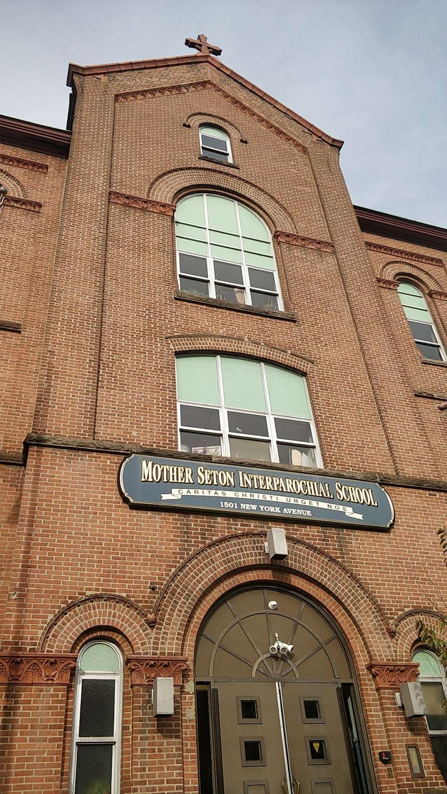 Mother Seton School - school    Photo 2 of 8   Address: 1501 New York Ave, Union City, NJ 07087, USA   Phone: (201) 863-8433