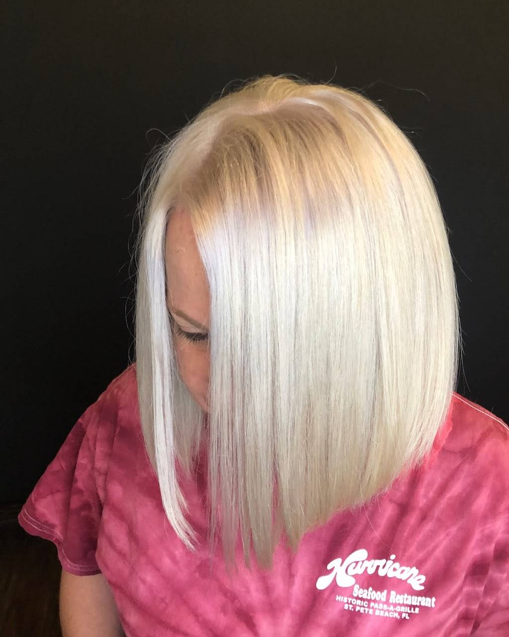 Currin Marcum at Roots Salon - hair care    Photo 10 of 10   Address: 6299 Central Ave, St. Petersburg, FL 33710, USA   Phone: (727) 248-9375