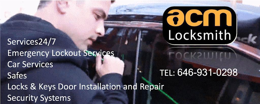 ACM Locksmith - locksmith  | Photo 8 of 8 | Address: 347 E 104th St b, New York, NY 10029, USA | Phone: (646) 931-0298