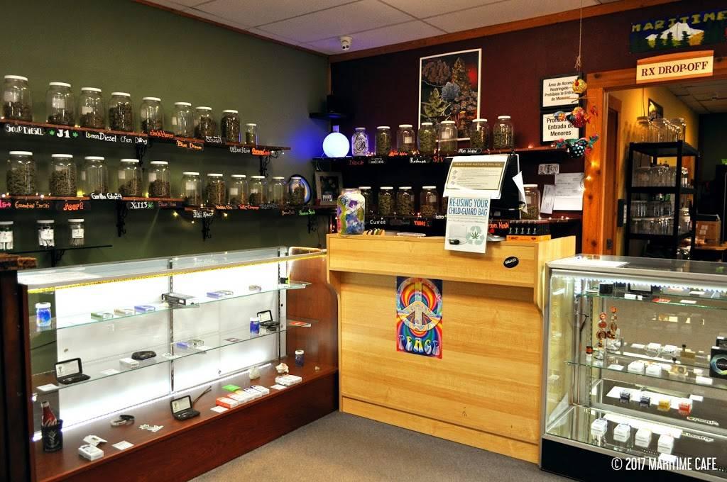 Maritime Cafe - health  | Photo 4 of 8 | Address: 17417 SE McLoughlin Blvd, Portland, OR 97267, USA | Phone: (503) 305-8307