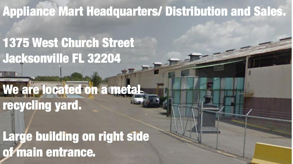 Appliance Mart - home goods store  | Photo 1 of 3 | Address: 1375 Church St W, Jacksonville, FL 32204, USA | Phone: (904) 379-1795